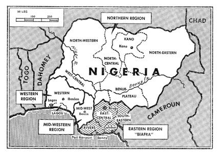 Nigeria at War CQR