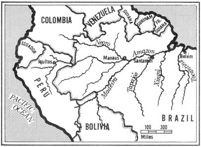 Amazon Basin Development CQR