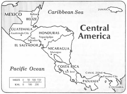 Central America and the U.S.A.: CQR