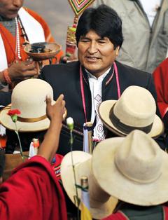 787e2031d8712 Bolivian President Evo Morales (AFP Getty Images Aizar Raldes)