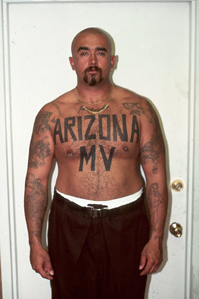 Hispanic Female Gang Members