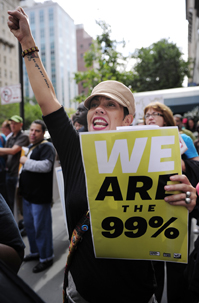 1209f3aefd4 Occupy Wall Street activists demonstrate against income inequality and  corporate greed (AFP Getty Images