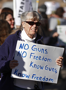 Essays on gun control in the united states