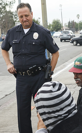 High-Tech Policing: CQR