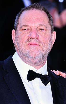 Movie producer Harvey Weinstein (Cover: Getty Images/Anadolu Agency/Mustafa  Yalcin)