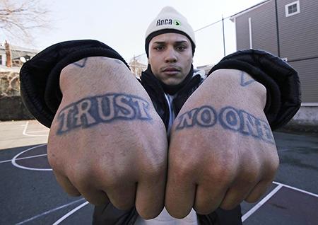 Gang Violence: CQR