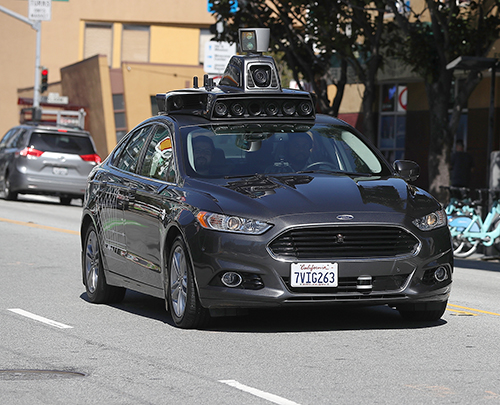 Self-Driving Cars: CQR