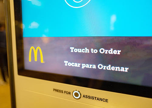 Fast-Food Shakeout: CQR