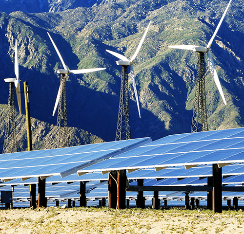 Renewable Energy Debate: CQR