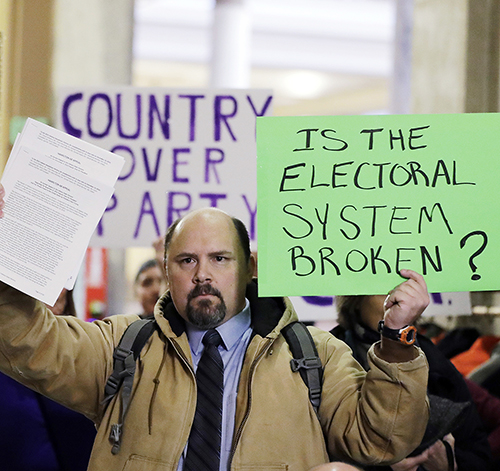 The Electoral College: CQR